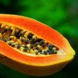 Royalty-Free Stock Photo: Papaya