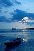 łódź — Zdjęcie stockowe