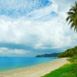Tropical seascape — Stock Photo