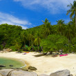 tropical beach — Stock Photo #4057527