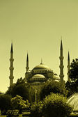 "Blue mosque"". — Stock Photo"
