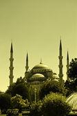 "Mezquita azul"". — Foto de Stock"