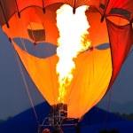 Hot air balloon — Photo