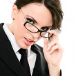 Serious businesswoman — Stock Photo #3967122