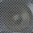 Abstract speaker grid texture — Stock Photo