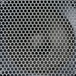 Stock Photo: Abstract speaker grid texture