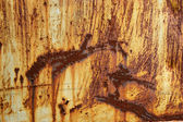 Rusted metallic background texture — Foto de Stock