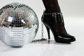 Disco fetters — Stock Photo
