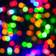 Christmas lights — Stock Photo #3972964