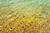 поверхность воды — Стоковое фото