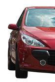 Red sport car — Stockfoto