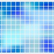 Abstract grid design background - Image vectorielle
