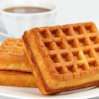 Wafer biscuits — Stock Photo #5279131