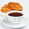 Wafer biscuits — Stock Photo #5279135