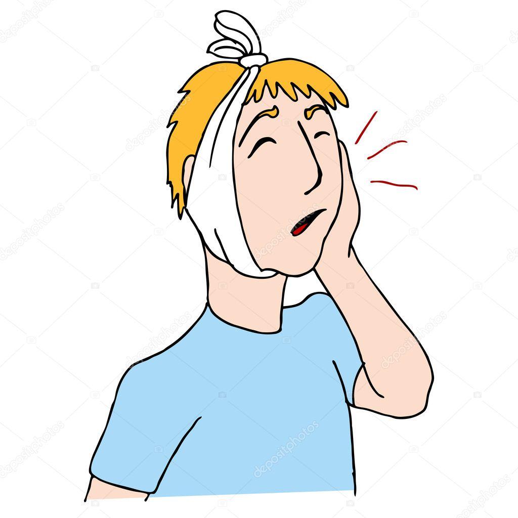 headache in forehead #11