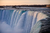 Niagara Falls (Horseshoe) in Winter — Stock Photo