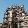 Petrochemical Refinery Plant — Stockfoto #4131471