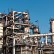 Petrochemical Refinery Plant — Stock Photo #4223926