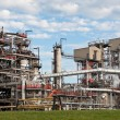 Petrochemical Refinery Plant - Stock Photo