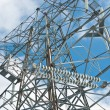 Electrical Transmission Tower(Electricity Pylon) - Stock Photo