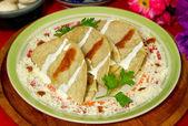 Mexican Quesadillas — Stock Photo