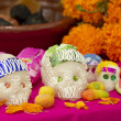 Stock Photo: Day of Dead MexicOffering