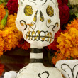 Mexican Day of Dead Skeleton - Stock Photo