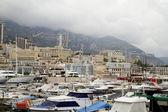 Monaco Boats View — Zdjęcie stockowe