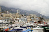 Monaco Boats View — Stock fotografie
