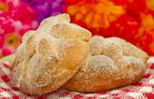 Mexican Pan de Muerto — Stock Photo