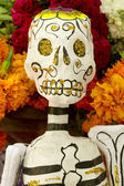 Mexican Day of Dead Skeleton — Stock Photo