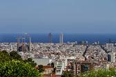 Vue de Barcelone — Photo