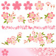 Royalty-Free Stock Vector Image: Cherry blossom