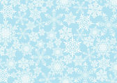 Snow background — Stock Vector