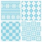 Nordic pattern — Stock Photo #4275182