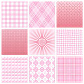 Pink pattern — Stock Photo