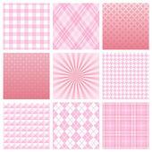 Pink pattern — Stock Photo