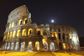 The Colosseum At Night — Stock Photo