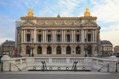 The Grand Opera, Paris — Stock Photo