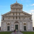 Stock Photo: Cathedral of Pisin Miracles square, Italy