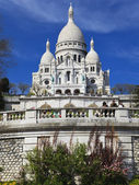 Montmartre, Paris, France — Stock Photo