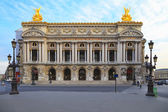 The Grand Opera, Paris — Stock Photo