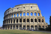 The Colosseum in Rome, Italy — Stockfoto