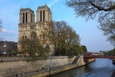 Notre Dame de Paris, France — Stock Photo