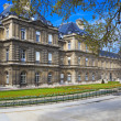 Luxembourg Palace, Paris, France — Stock Photo