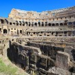 Coliseum inside, Italy, Rome — Stock Photo