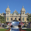 Monte Carlo Casino in Monaco - Stock Photo