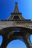 Torre eiffel, parís, francia — Foto de Stock