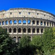 The Colosseum in Rome, Italy — Stock Photo #4363471