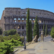 The Colosseum in Rome, Italy — Stock Photo #4363543